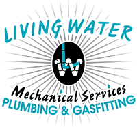 Living Water - Kelowna Plumbing - Plumbing Services Kelowna - Drain Cleaning Kelowna - Natural Gas Fireplace Repair Kelowna - Hot Water Tank Repair Kelowna - Furnace Repair Kelowna - Air Conditioning Repair Kelowna - Plumbing Repairs Kelowna - Drain Camera Inspection Kelowna Gallery - Commercial Plumbing Kelowna - Emergency Plumber Kelowna - Plumber Near Me - Business Logo